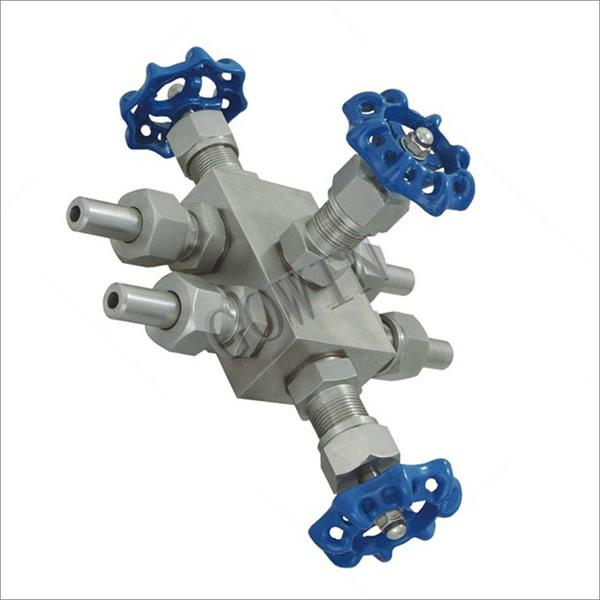 Flowmeter balancing valve