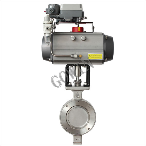 Why is the anti-blocking performance of the straight stroke control valve poor, while that of the angular stroke valve is good?