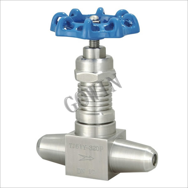 J61 Power Station Globe Valve