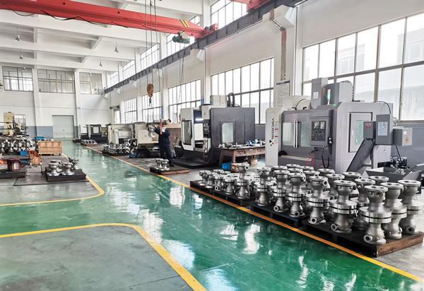 CNC Machining Location