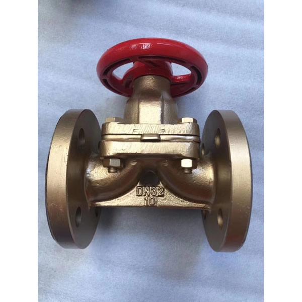 Copper Diaphragm Valve