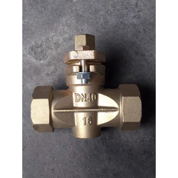 Copper Plug Valve