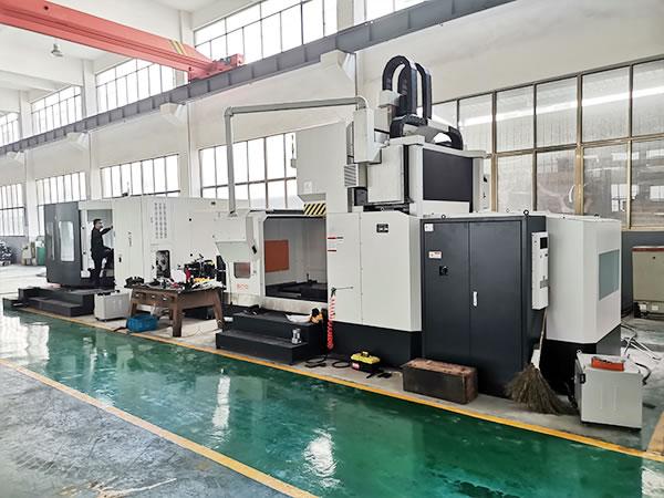 CNC Machine for High Accuracy Boring